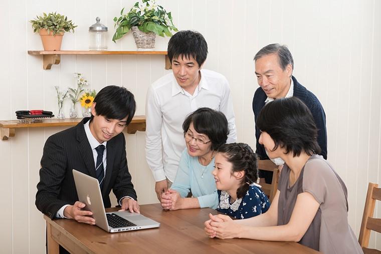自己破産をすることで家族に与える影響とは?
